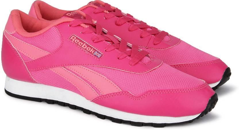 REEBOK Classic Proton LP Sneakers For Women - Buy Pink Color REEBOK ... 6bd3733f0