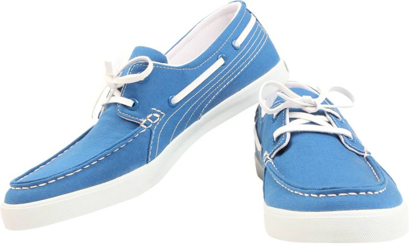 3da2e7a0481c6b Puma Yacht Cvs Boat Shoes For Men - Buy Blue Color Puma Yacht Cvs ...