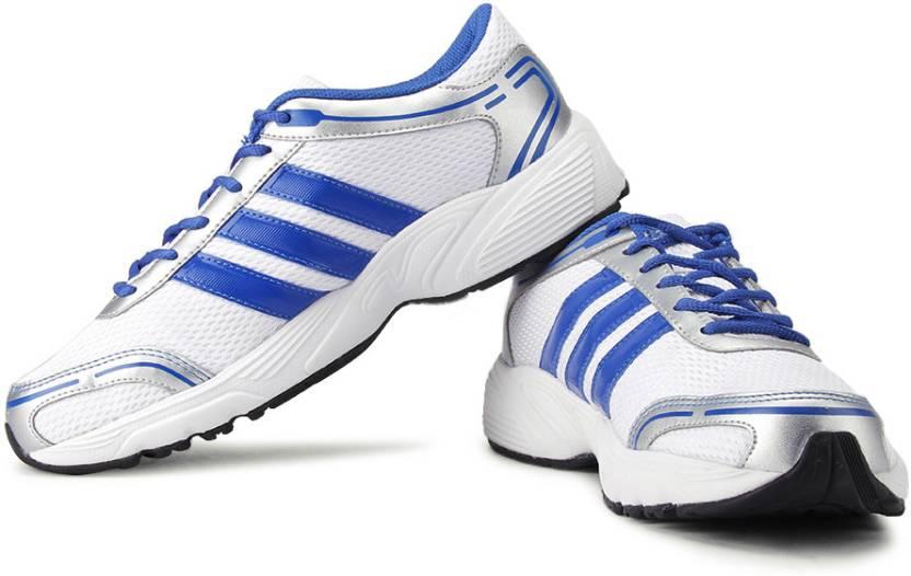Adidas Eyota M Per Gli Uomini Comprano Scarpe Bianche, Blu Adidas