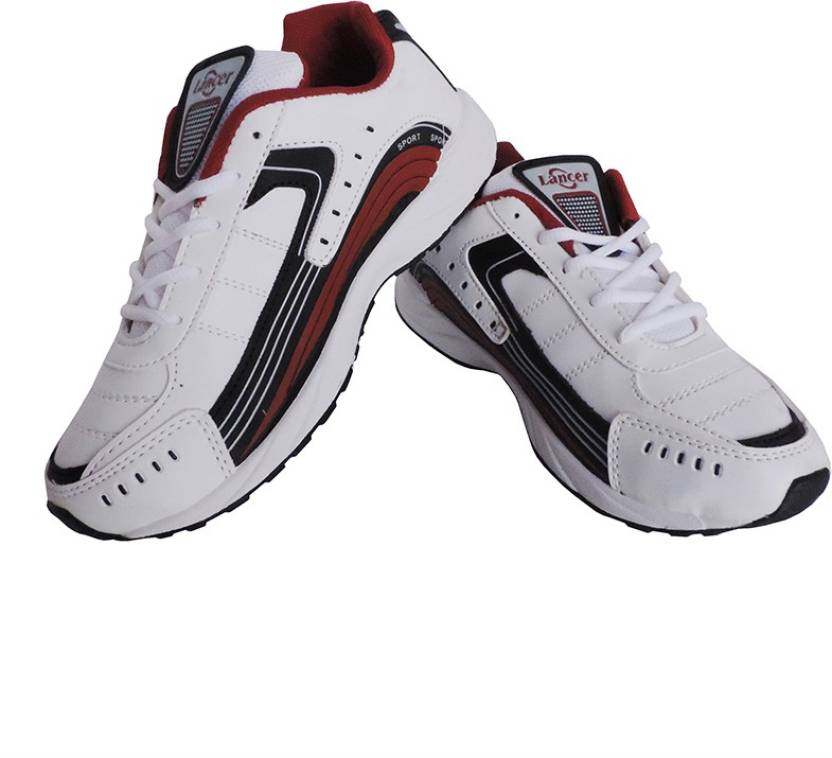 Lancer Lcr Jj-136 Black   Maroon Running Shoes For Men - Buy Maroon ... 9ba228fba