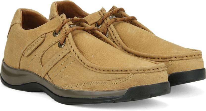 e36401fddac58 Woodland Men Outdoor shoes For Men - Buy CAMEL Color Woodland Men ...