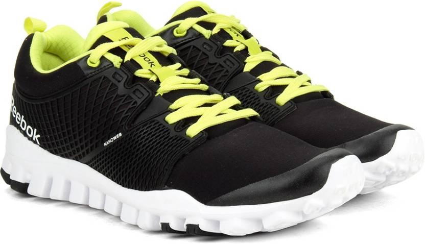 f8f0c64062d3 REEBOK QUICK TEMPO FLEX Men Running Shoes For Men - Buy BLK GRAVEL ...