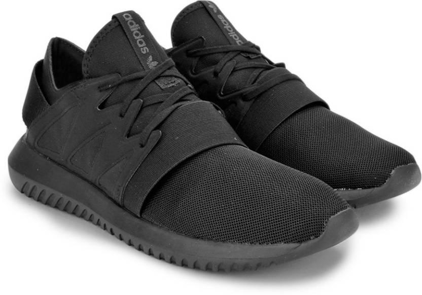 separation shoes 93061 e9c75 ADIDAS ORIGINALS TUBULAR VIRAL W Sneakers For Women (Black)