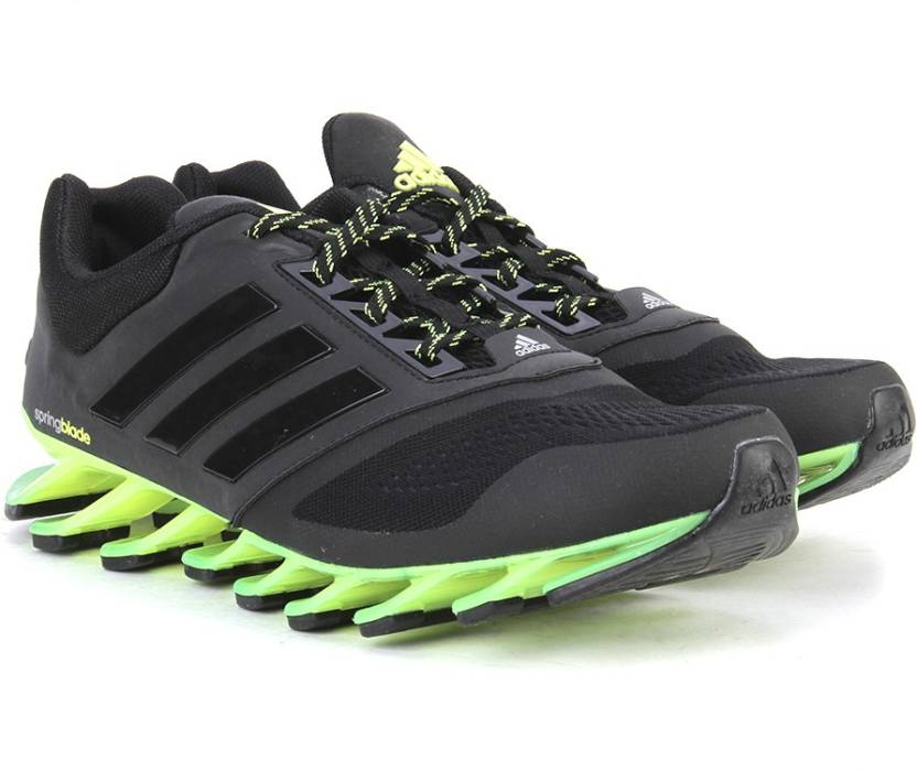 ADIDAS SPRINGBLADE DRIVE 2 M Running Shoes For Men - Buy CBLACK ... b6d6607ebf