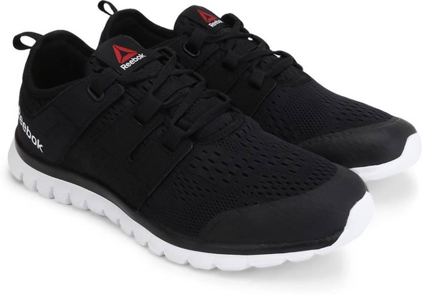 742d2010422 REEBOK SUBLITE AUTHENTIC 2.0 MTM Running Shoes For Men - Buy BLACK ...