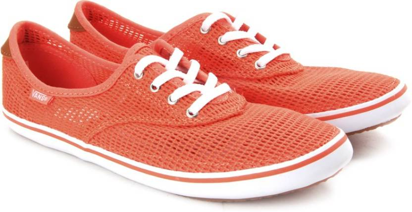 2eab025aba Vans HUNTLEY Sneakers For Women - Buy (Mesh) camellia Color Vans ...
