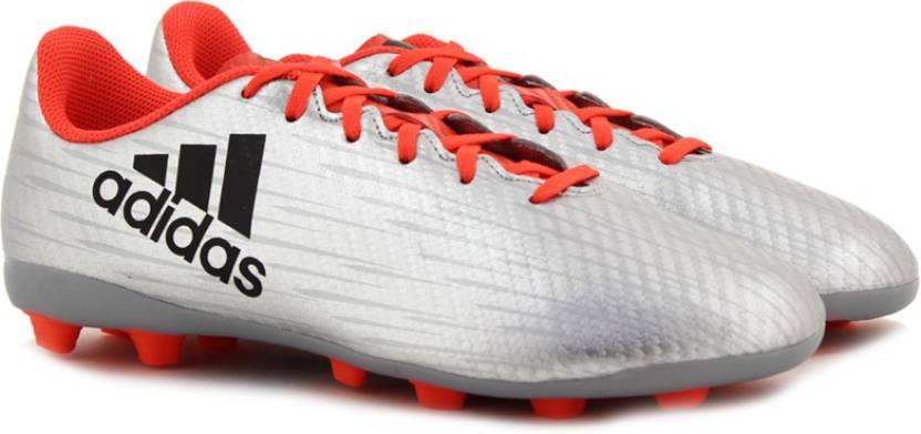 competitive price b3f1b 519a8 ADIDAS X 16.4 FXG J FOOTBALLSOCCER For Men (Silver)