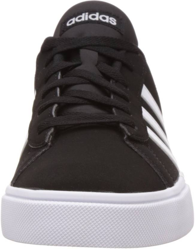 30b1bd2b2cd ADIDAS NEO DAILY TEAM Sneakers For Men - Buy CBLACK FTWWHT CBLACK Color ADIDAS  NEO DAILY TEAM Sneakers For Men Online at Best Price - Shop Online for ...
