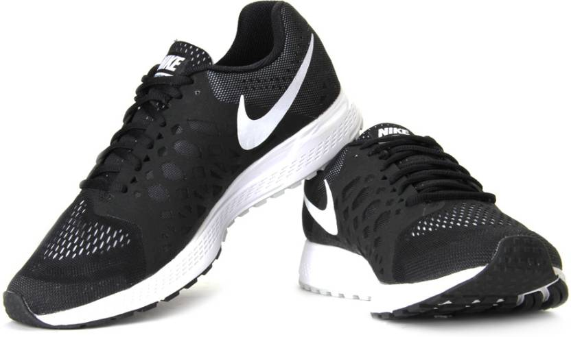 754f3ddaf963e Nike 200M Pegasus Running Shoes For Men - Buy Black Color Nike 200M ...