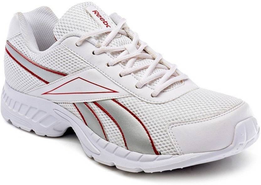 REEBOK Running Shoes For Men - Buy White Red Color REEBOK Running ... 2dc8a023b