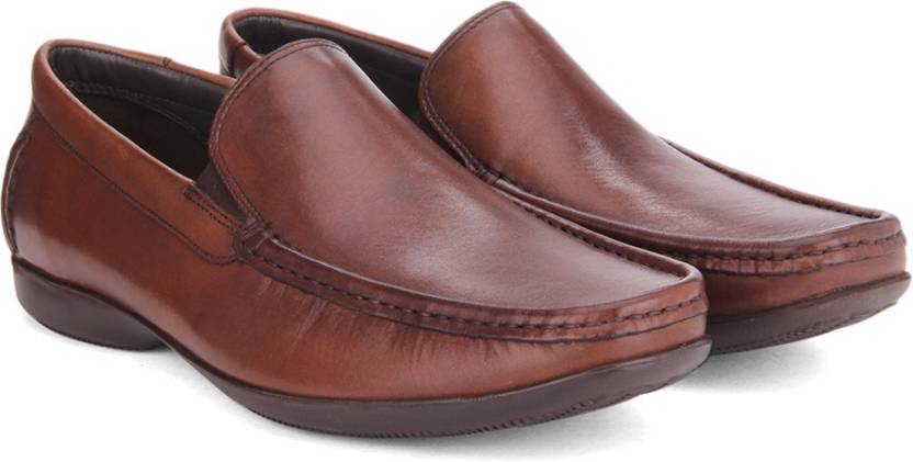 cc990f7e192a Clarks Finer Sun Brown Leather Formal Shoes For Men - Buy Brown ...