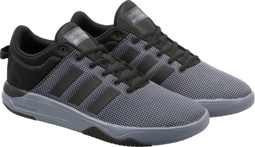 5358f4b4eeb ADIDAS NEO CLOUDFOAM SWISH Sneakers For Men - Buy CBLACK CBLACK ONIX ...