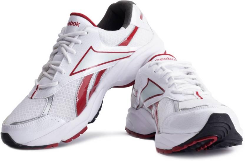 3fd2c648 REEBOK Linea Lp Running Shoes For Men - Buy White , Silver , Flash ...