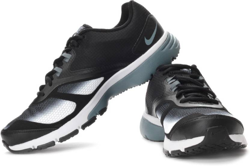 Nike Dual Fusion Tr Iv Running Shoes For Men - Buy Black c51447ce0