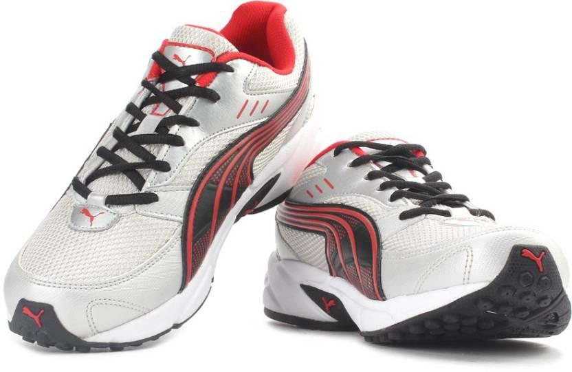 fa3df88c8acdef Puma Pluto DP Men Running Shoes For Men - Buy Grey, Black, Red Color ...