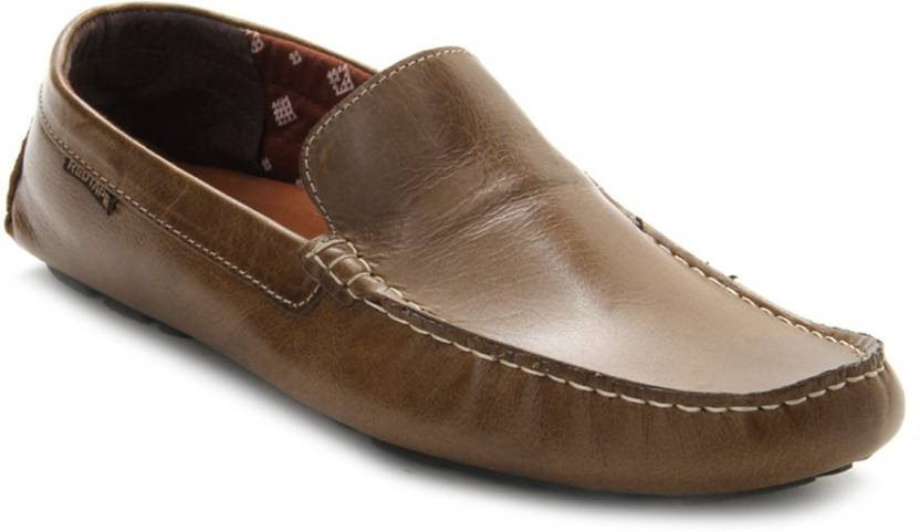 0fd66edcb9 Red Tape Men Genuine Leather Loafers For Men - Buy Tan Color Red ...