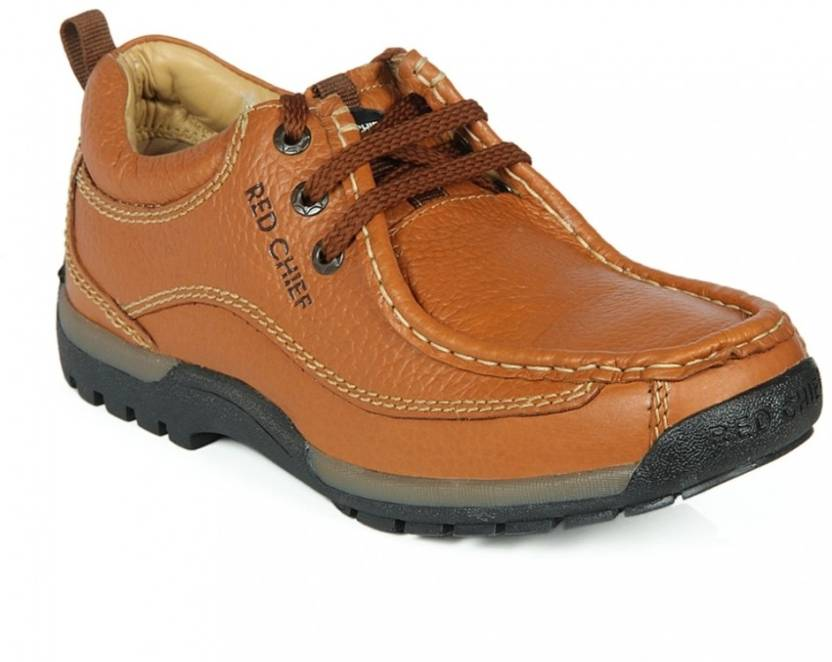 Red Chief RC2104 107 Casual Shoes For Men - Buy Tan Color Red ...