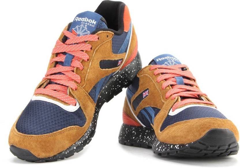 3a8e8e4083ca80 REEBOK GL 6000 TRAIL Men Sneakers For Men - Buy Brown Color REEBOK ...