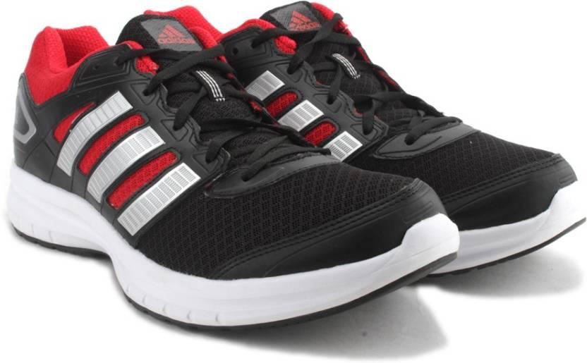 Adidas galactus m uomini scarpe da corsa per gli uomini comprano cnero, silvmt