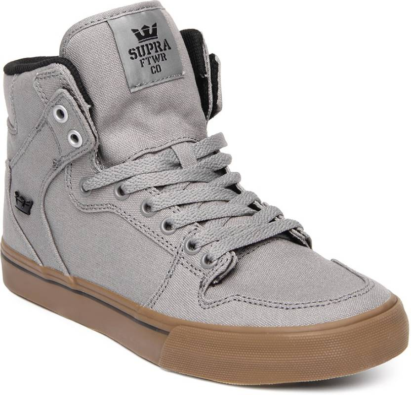 86abdb58777d Supra Vaider Casual Shoes For Men - Buy Gry Color Supra Vaider ...