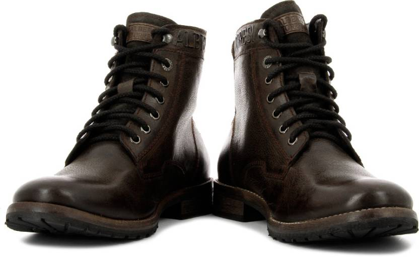326b2a618bc Alberto Torresi Boots For Men