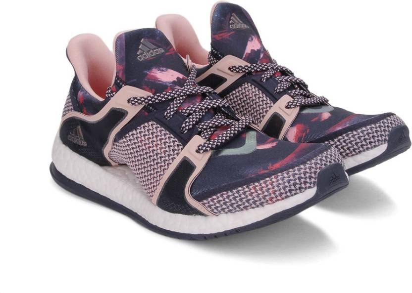 huge selection of a1c47 9c3e9 ADIDAS PURE BOOST X TR Training Shoes For Women (Multicolor)