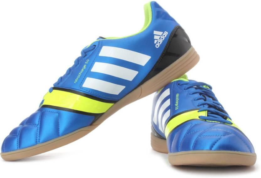 quality design 199c5 33732 ADIDAS Nitrocharge 3.0 Trx Fg Football Shoes For Men (Multicolor)