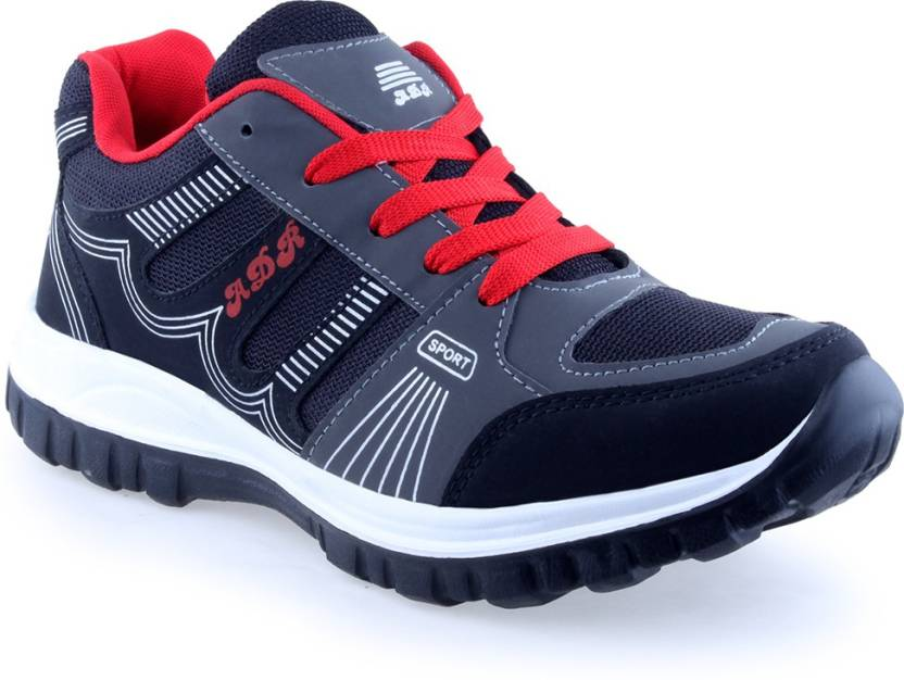 769942c4f8f95 ADR Running Shoes For Men - Buy Red Color ADR Running Shoes For Men ...