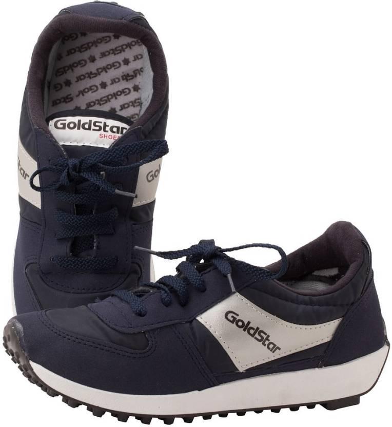 e0469bfd63a Goldstar Blue Running Shoes For Men - Buy Blue Color Goldstar Blue ...