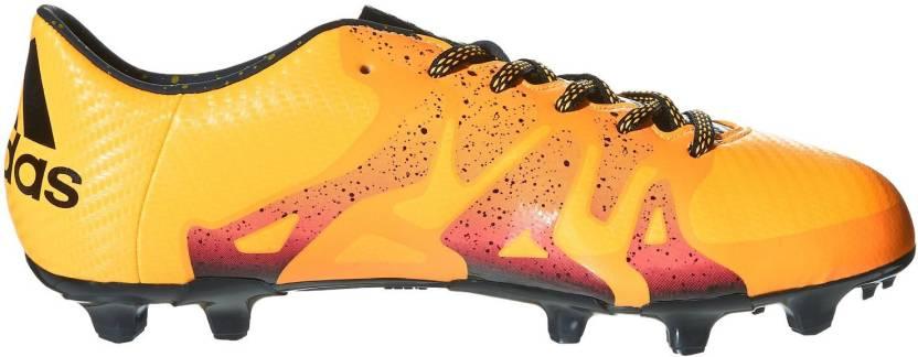 new styles ed1c8 ac99e ADIDAS X 15.3 FG AG Men Football Shoes For Men