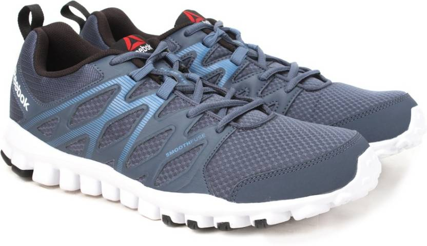 REEBOK REALFLEX TRAIN 4.0 Training Shoes For Men - Buy ROYAL SLATE ... ad5a2098325