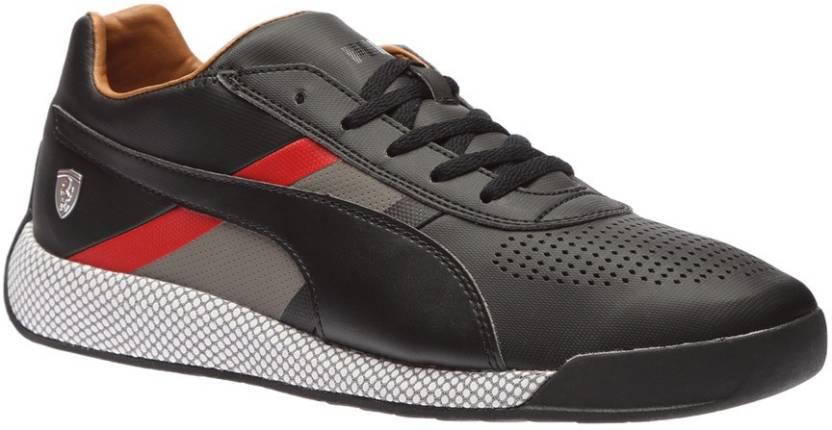 Puma Ferrari Podio SF Motorsport Shoes For Men - Buy Puma Black-Puma ... b4f4306b489ec