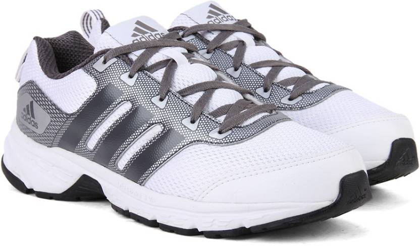 04bc32a91 ADIDAS ALCOR 1.0 M Running Shoes For Men - Buy WHITE/SILVMT/NGTMET ...