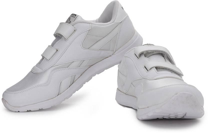REEBOK Blaze Velcro Ultra LP Running Shoes For Men - Buy White Color ... 99475cdf3