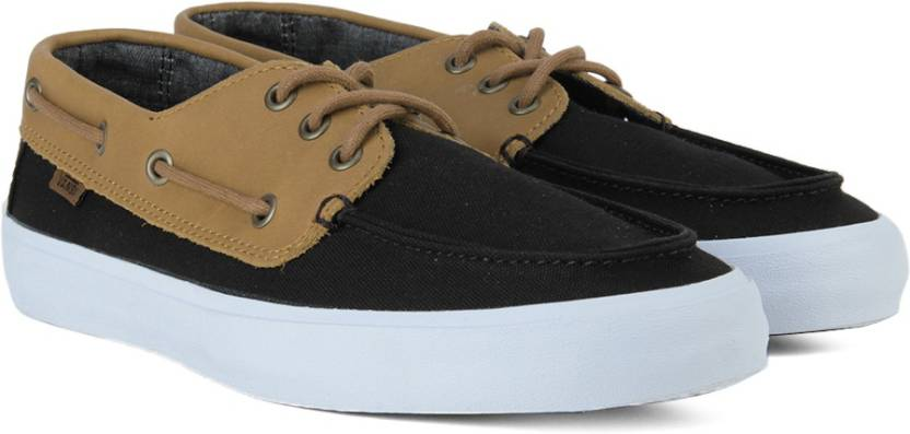 318409533a54db Vans CHAUFFEUR SF Men Sneakers For Men - Buy (C L) black chambray ...
