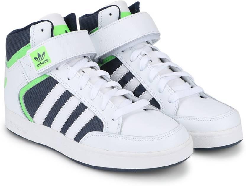 78f8bec2d49 ADIDAS ORIGINALS VARIAL MID Sneakers For Men - Buy FTWWHT/SGREEN ...