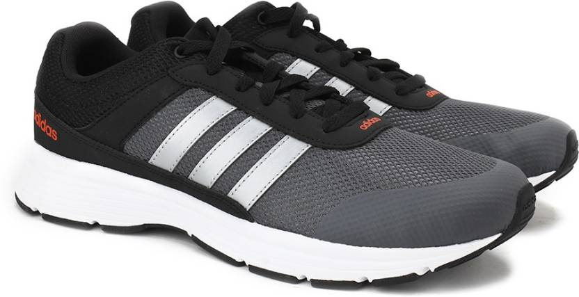 buy popular f684f fcb44 ADIDAS NEO CLOUDFOAM VS CITY Sneakers For Men (Black, Grey)