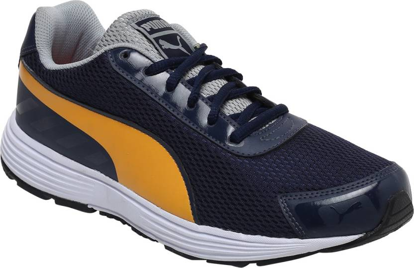 9027ab4f8d2 Puma Ridge IDP Running Shoes For Men - Buy Blue Color Puma Ridge IDP ...