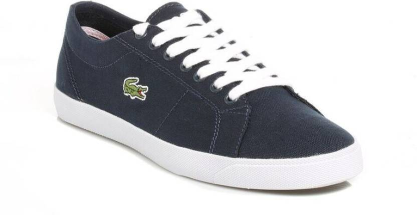 9eba183e5a Lacoste Mens Dark Blue Marcel Trainers Casual Shoes For Men - Buy ...