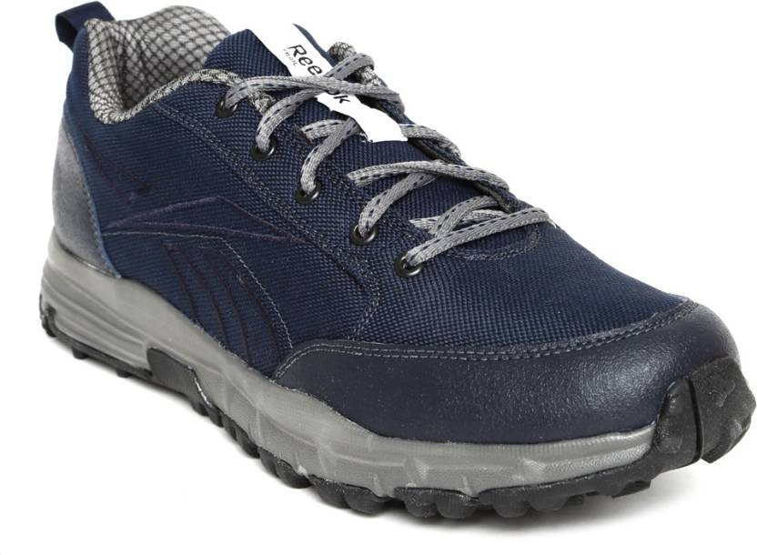 9a9bb6d6528e29 REEBOK Hiking   Trekking Shoes For Men - Buy Dark Blue Color REEBOK ...