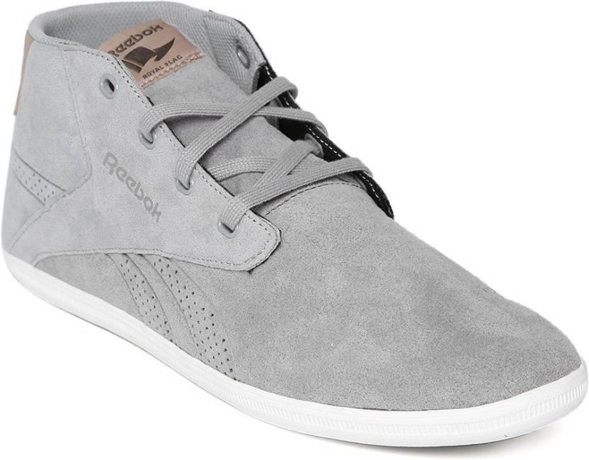 REEBOK Casual Shoes For Men - Buy Grey Color REEBOK Casual Shoes For ... 8103bd290