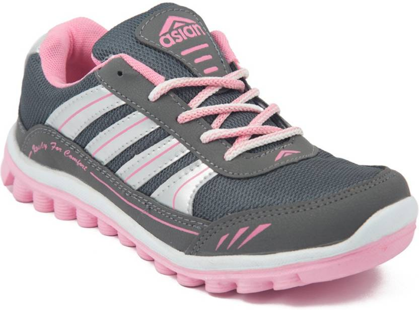 30bac5a5795fdf Asian Running Shoes For Women - Buy Pink Color Asian Running Shoes ...
