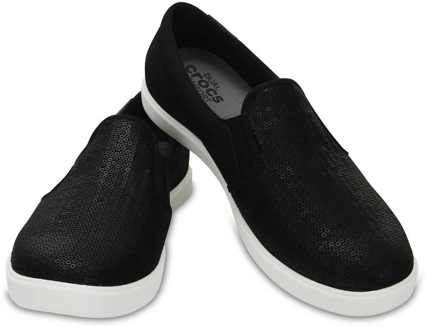 af036de2b Crocs CitiLane Sequin Boat Shoes For Women - Buy 204285-001 Color ...