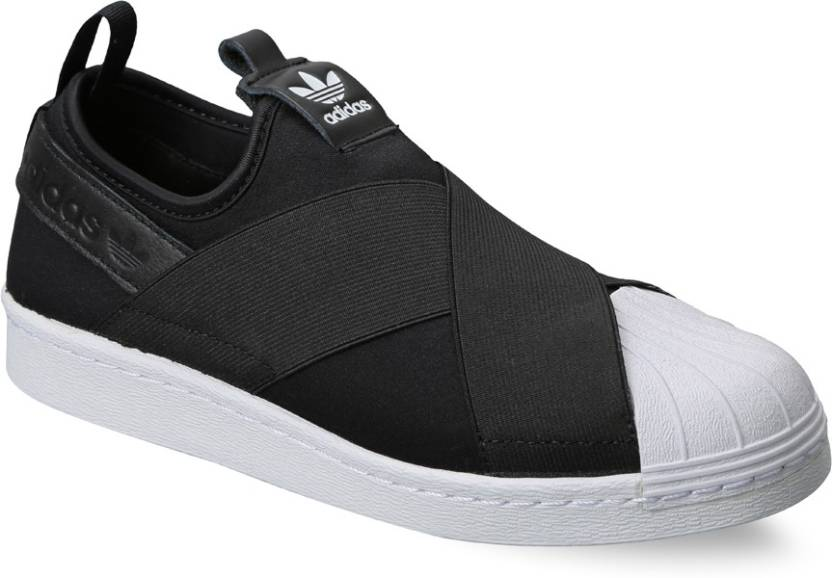 4e5efb769bf ADIDAS ORIGINALS SUPERSTAR SLIP ON W Sneakers For Women - Buy CBLACK ...