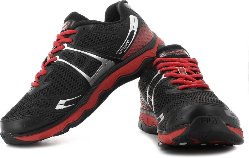 9a74a15ea6f7 Fila Ultra Running Shoes For Men - Buy Black