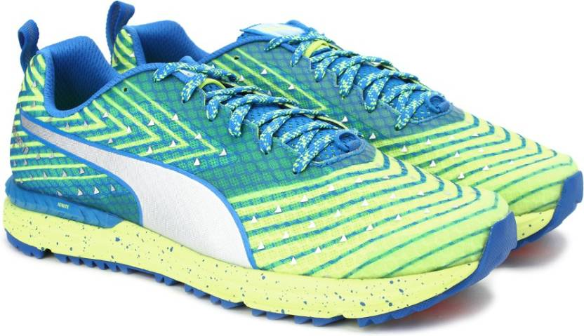 Puma Speed 300 TR IGNITE Training Shoes For Men - Buy Safety Yellow ... a01694003