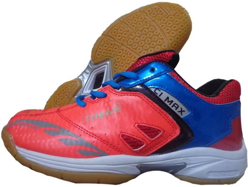 da4337a3a Thrax C1 Max Badminton Shoes For Men - Buy Thrax C1 Max Badminton ...