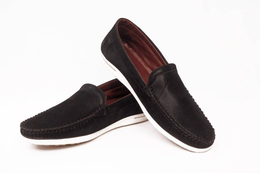 5317988c988 Contablue Penny Loafers For Men - Buy Black Color Contablue Penny ...
