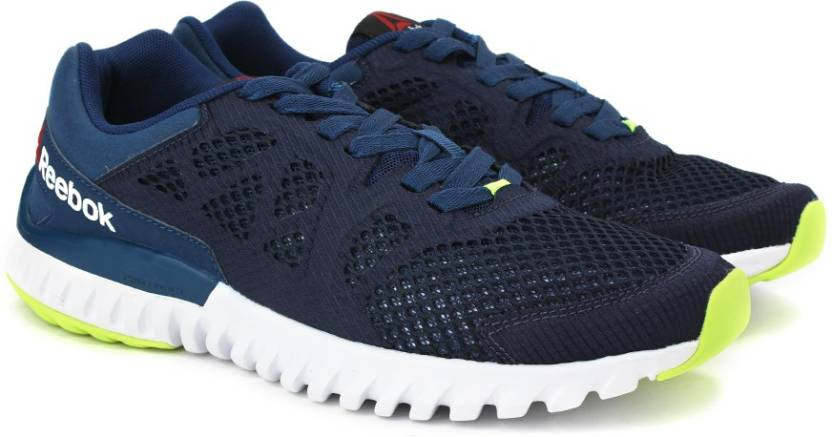 bf209bfdf9c REEBOK TWISTFORM BLAZE 2.0 MTM Running Shoes For Men - Buy BLUE NAVY ...