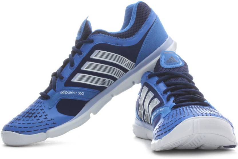 3f516d9a164 ADIDAS Adipure Trainer 360 Training Shoes For Men - Buy Blue Color ...